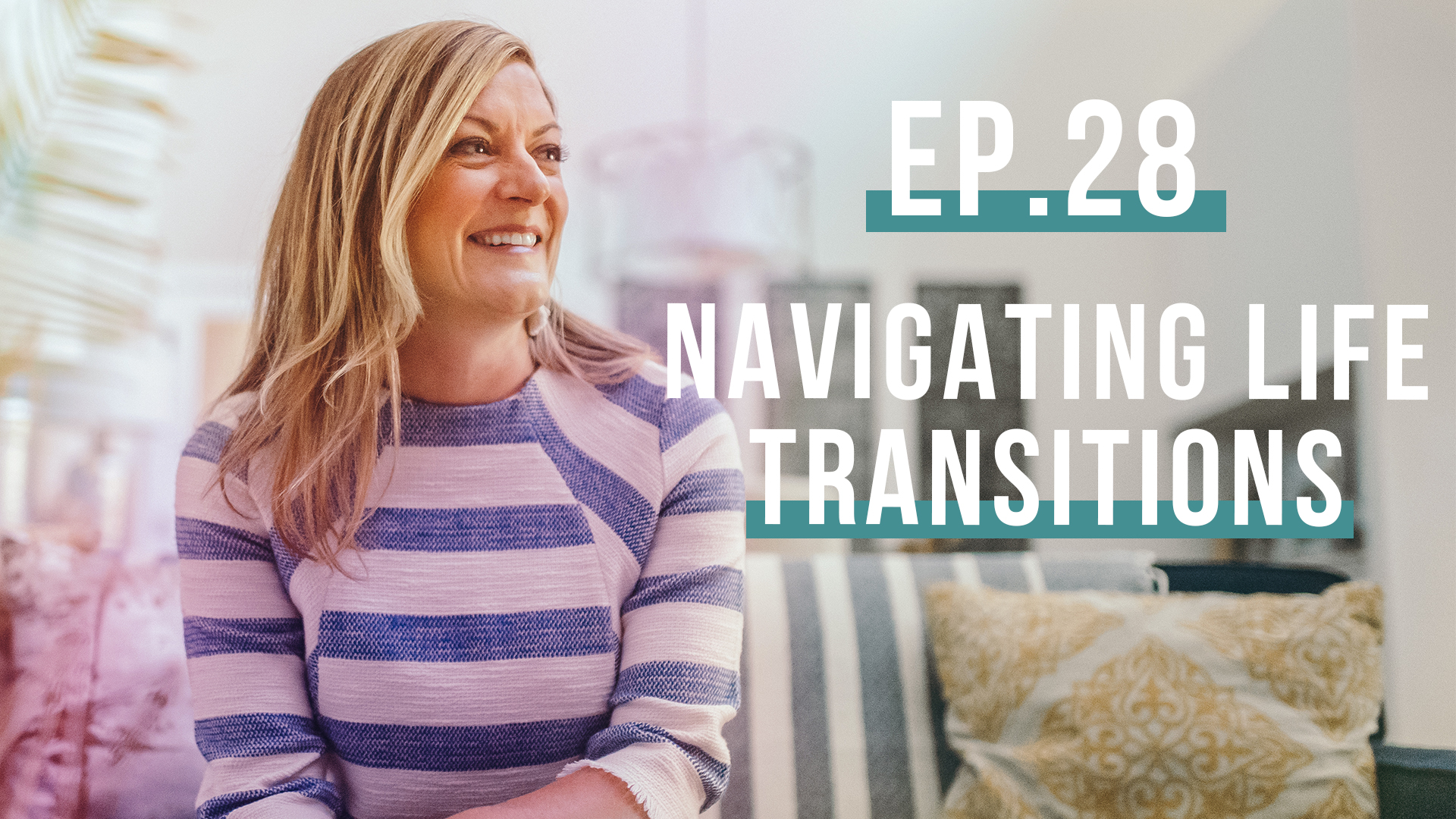 Navigating Life Transitions with Creative Coach and Spiritual OG Nancy Beach | Ep. 28, Let's Be Real Podcast